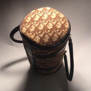 Dior Bags - Vintage Dior roll bag